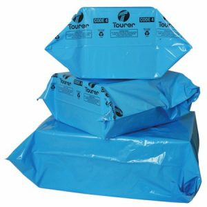 Tourer Mailing Sacks Blue 55mu