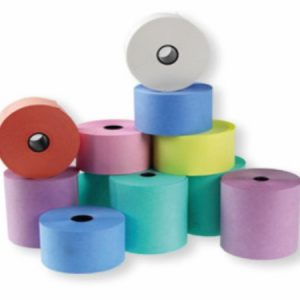 Thermal Till Rolls - Coloured - Dry Cleaners Packaging