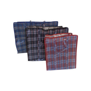 Laminated PVC Zipped Bags