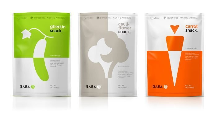 GAEA - minimalist Packaging