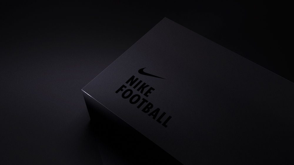 Nike Black Colour In Packaging
