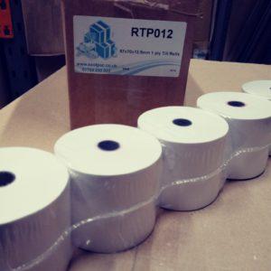 57x70mm paper till roll