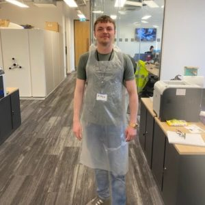 Single-use Disposable Aprons